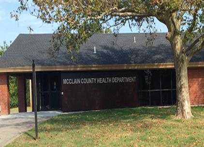 McClain County Health Department Blanchard Office