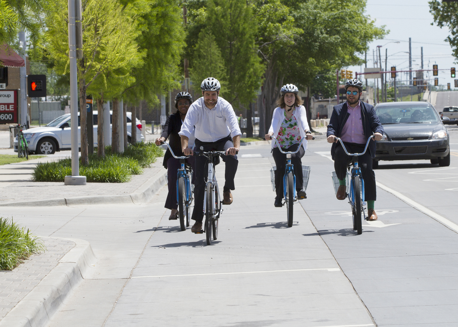 TAP grants fund bicycle and pedestrian improvements