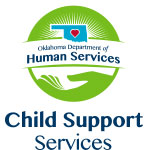 Oklahoma Child Support Services Logo