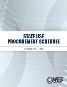 2018 State Use Procurement Guide